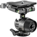 Gitzo Series 1 Center Ball Head with Bubble Sphere and QR Plate