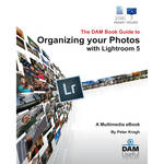 DAM Useful Publishing DVD: The DAM Book Guide to Organizing your Photos with Lightroom 5