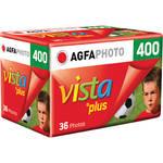 Agfa Vista plus 400 Color Negative Film (35mm Roll Film, 36 Exposures)
