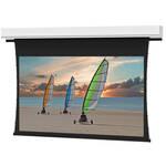 """Da-Lite 24853 65 x 116"""" Tensioned Advantage Deluxe Ceiling-Recessed Screen (110-120 VAC)"""