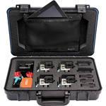 UKPro POV60 Case for Go-Pro Cameras and Accessories (Black)