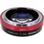 FotodioX Excell+1 Canon FD Lens Adapter for Micro Four Thirds Cameras