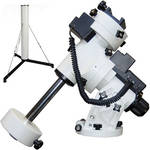 "iOptron iEQ45 Pro GoTo Equatorial Mount with 42"" Pier"