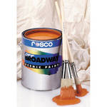 Rosco Off Broadway Paint - Fire Red - 1 Gal.