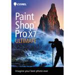 Corel PaintShop Pro X7 Ultimate (DVD)