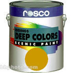 Rosco Iddings Deep Colors Paint - Yellow Ochre