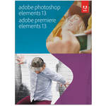 Adobe Photoshop Elements 13 & Premiere Elements 13 for Mac and Windows (DVD)