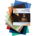 """Rosco Cinegel Sampler Filter Kit (12 x 12"""")"""