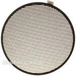 """Delta 1 Honeycomb Grid, 7"""", 20 Degrees, Black"""