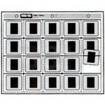 Vue-All 7825 35mm Slide Saver Archival Storage Page (Left Load, 25 Pack)