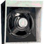 Bogen Communications WBS8T725BR Wall Baffle Speaker with Transformer
