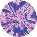 """Rosco Standard Color Glass Spectrum Gobo #86632 Thunder Abyss (86mm = 3.4"""")"""