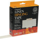"Lineco Acid-Free Gummed Linen Tape - 1""x150'"