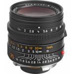 Leica 35mm f/1.4 Summilux M Aspherical Manual Focus Lens (6-Bit) - Black