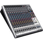 behringer xenyx x2442usb 24 input usb audio mixer x2442usb b h. Black Bedroom Furniture Sets. Home Design Ideas