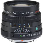 Pentax smc PENTAX-FA 77mm f/1.8 Limited Lens (Black)