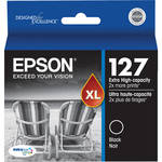 Epson T127120 127 Extra High-Capacity Black Ink Cartridge