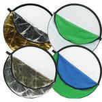 Collapsible Circular Reflectors