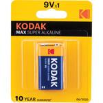 Kodak 9 Volt Alkaline Battery