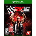 WWE 2K16 Standard Edition for Xbox One