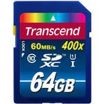 Transcend 64GB Premium UHS-I SDXC Memory Card