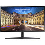 390 Series Curved LCD Monitors