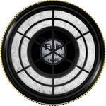 D Lens-Shaped Camera Vacuum Cleaner