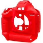 easyCover Silicone Protection Cover for Canon EOS-1Dx & 1Dx Mark II (Red)
