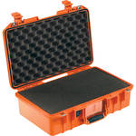 Pelican 1485Air Compact Hand-Carry Case with Pick-N-Pluck Foam (Orange)