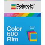 Polaroid Originals Color 600 Instant Film (Color Frames Edition, 8 Exposures)