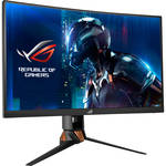 """ASUS Republic of Gamers Swift PG27VQ 27"""" 16:9 Curved G-Sync LCD Monitor"""