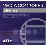 Avid Media Composer Ultimate (2-Year Subscription Renewal, Download)