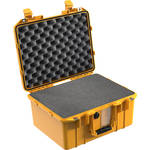Pelican 1507WF Air Case with Pick-N-Pluck Foam (Yellow)