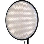 "Genaray PortaSun Round Flexible Bi-Color LED Light with Softbox and Grid (20"")"