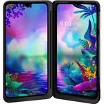 LG G8X ThinQ Dual Screen 128GB Smartphone (Unlocked, Black)