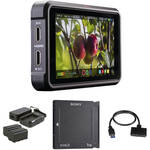 "Atomos Ninja V 5"" 4K Recording Monitor with 1TB Sony AtomX SSDmini Kit"