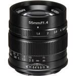 7artisans Photoelectric 55mm f/1.4 Lens for Sony E (Black)