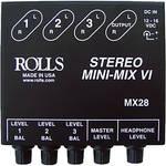 Analog Utility Mixers