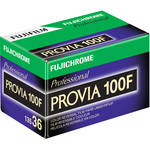 Fujifilm RDP-III 135-36 Fujichrome Provia 100F Color Slide Film (ISO-100)