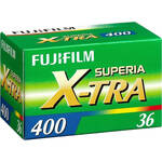 Fujifilm CH 135-36 Fujicolor Press/Superia 400 Color Print Film (ISO-400)