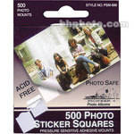 Pioneer Photo Albums Photo Mounting Squares (Box of 500)