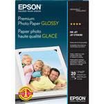 "Epson Premium Glossy Photo Paper 11x17"" - 20 Sheets"