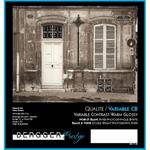 """Bergger VC-CB Warm Tone Black & White Variable Contrast Fiber Base Double Weight Paper -8x10"""" (Glossy) (25 Sheets)"""