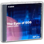 Canon CD Rom: The Eyes of EOS by Canon