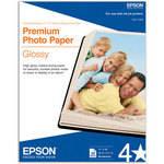 "Epson Premium Glossy Photo Paper - 11x14"" Borderless - 20 Sheets"