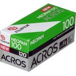 Fujifilm Neopan Acros-100 120 Professional Black & White Print Film