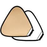 "Lastolite TriGrip Reflector, Gold/White - 30"" (75cm)"