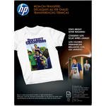 """HP Iron-on Transfer Paper 8.5x11"""" - 12 Sheets"""