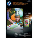 "HP Premium Glossy Photo Paper - 4x6"" - 60 Sheets"