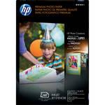 "HP Premium Glossy Photo Paper - 4x6"" - 60 Sheets"